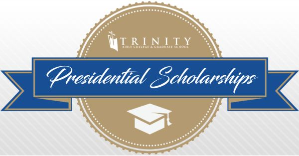 Trinity Bible College and Graduate School Presidential