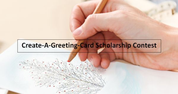 Create a greeting card scholarship contest 2018 2019 developing career create a greeting card scholarship contest m4hsunfo